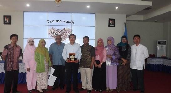 Workshop Pengembangan Perangkat Pembelajaran Berbasis KKNI Jurusan P.IPS