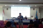 "Kuliah Tamu Jurusan Pendidikan IPS Dengan Tema ""Toleransi dan Pemahaman Lintas Budaya"""