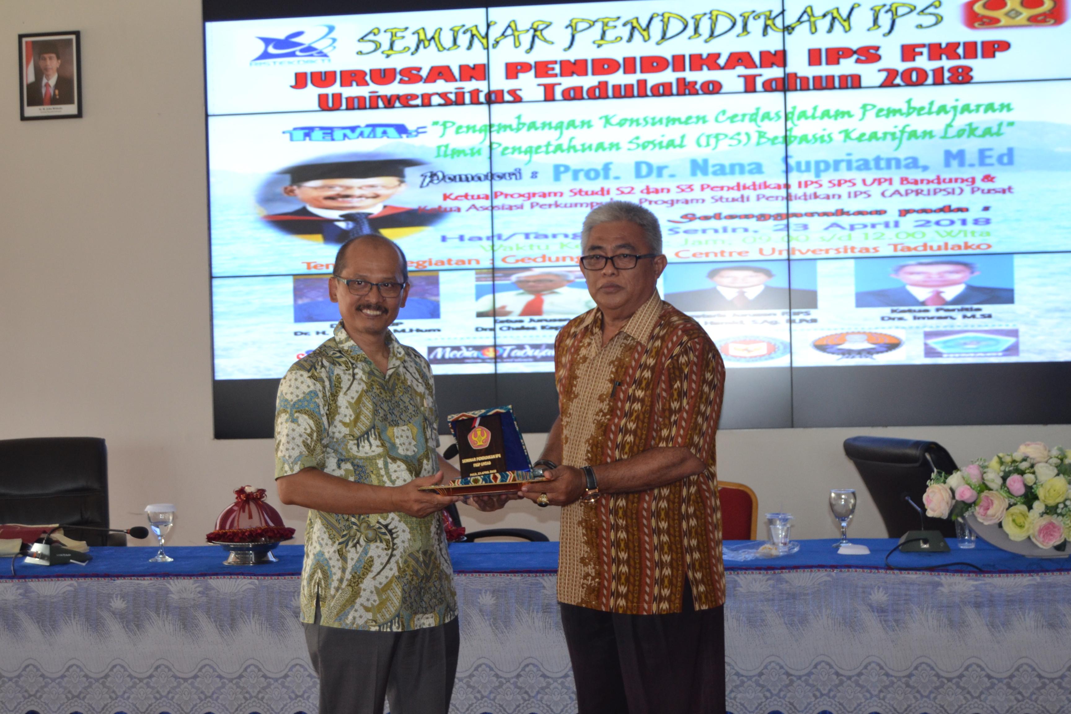.Seminar Nasional Pendidikan IPS